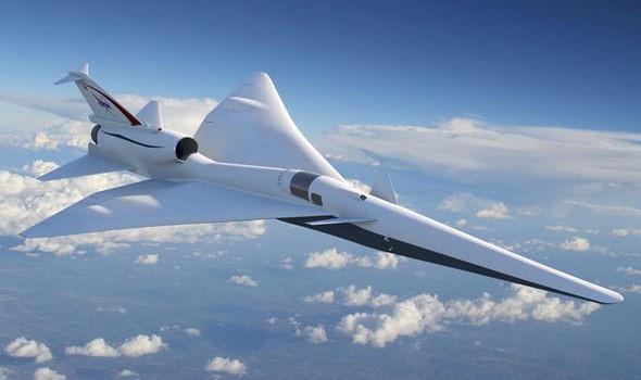 Chiếc Concorde thế hệ mới.