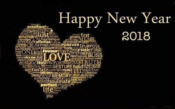 """Bộ ảnh đẹp """"Chúc mừng năm mới 2018"""" trên mạng xã hội - 2"""