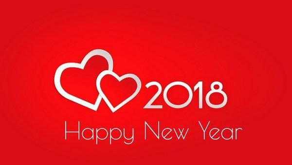 """Bộ ảnh đẹp """"Chúc mừng năm mới 2018"""" trên mạng xã hội - 22"""