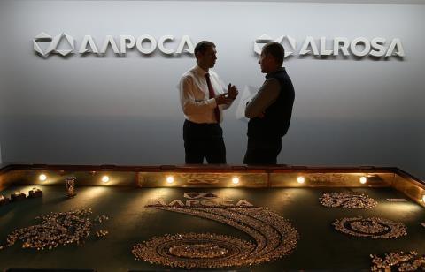 Công ty Alrosa.
