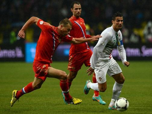 Bồ Đào Nha không có thành tích tốt trong những cuộc đối đầu với Nga