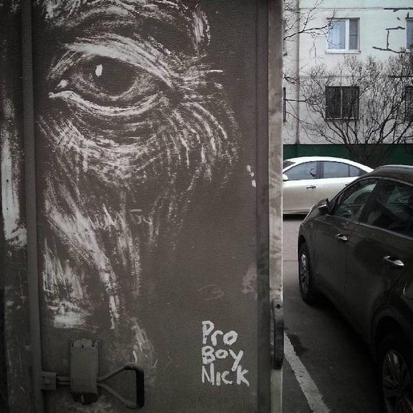 Nghệ sĩ biến những chiếc xe phủ bụi thành tác phẩm nghệ thuật - 5