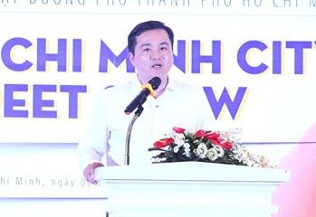 Ông Bùi Tá Hoàng Vũ - Giám đốc Sở Du lịch TPHCM
