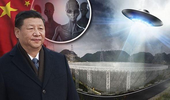 Trung Quốc sẽ tạo liên lạc đầu tiên với người ngoài hành tinh? - 1
