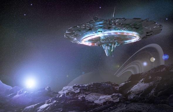 Có thể người ngoài hành tinh đang cố gắng liên lạc với chúng ta.