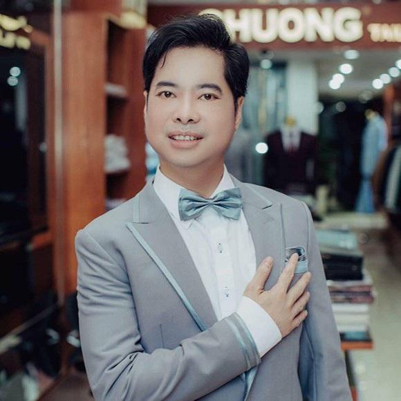 Ca sĩ Ngọc Sơn.