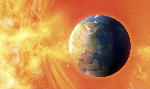 Một ngôi sao chết đang hướng về phía Trái Đất - 1