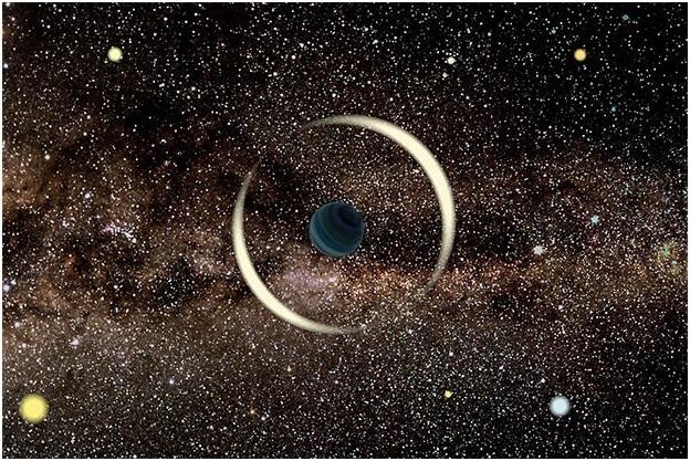 """Các hành tinh bí ẩn đang """"lang thang"""" giữa các vì sao có thể """"chứa sự sống"""" - 1"""