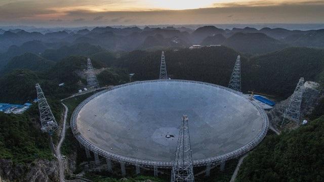 Dự án được xây dựng với hi vọng tìm kiếm nguồn gốc vũ trụ, săn tìm các sự sống khác ngoài trái đất