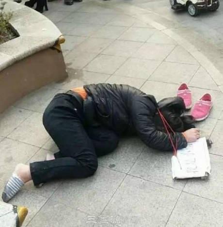 Hình ảnh khiến cư dân mạng Trung Quốc tranh cãi liên tục trong suốt các ngày qua