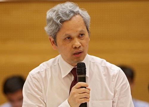 Ông Nguyễn Bích Lâm, Tổng cục trưởng Tổng cục Thống kê (Bộ KH&ĐT)