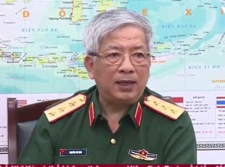 Thứ trưởng Bộ Quốc phòng trả lời báo chí: Quân đội không đi ngược lại với lợi ích nhân dân.