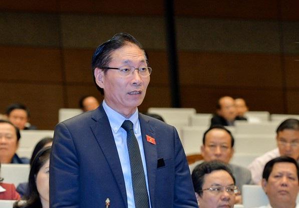 Đại biểu Nguyễn Chiến cho rằng, việc sửa luật cần phải làm cho củi to, củi ướt... đều phải cháy