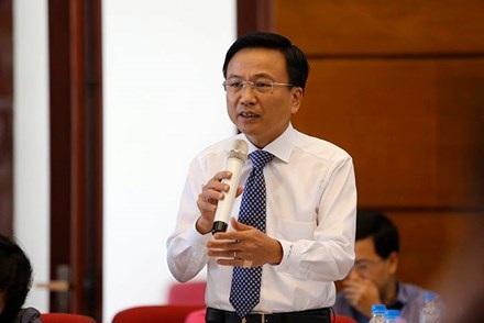 Vụ trưởng, Trưởng ban Đối tác công – tư, Bộ GTVT Nguyễn Danh Huy.