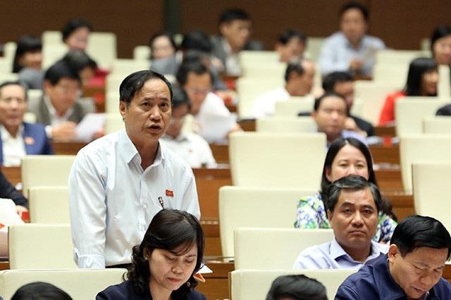 Đại biểu Bộ cảnh báo xuất hiện thế hệ tham nhũng thứ 2