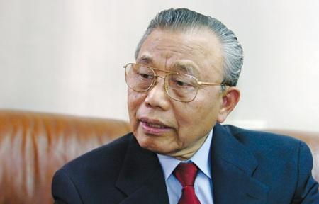 Chủ tịch danh dự Hội Khuyến học Việt Nam Nguyễn Mạnh Cầm