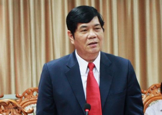 Nguyên Phó Trưởng Ban Thường trực - Thủ tưởng Cơ quan quan thường trực Ban chỉ đạo Tây Nam Bộ Nguyễn Quang Phong.
