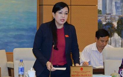 Trưởng Ban Dân nguyện Nguyễn Thanh Hải khái quát, chất lượng việc trả lời kiến nghị cử tri chưa cao.