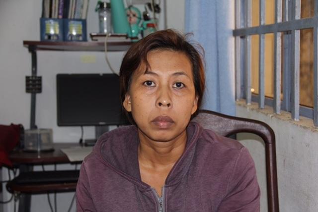 Đầu mối buôn người Nguyễn Thị Điền