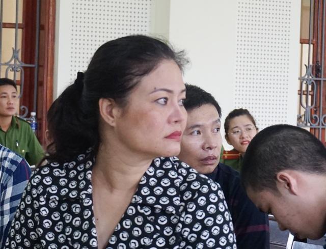 Nguyễn Thị Thảo cho biết một phần số tiền dùng để mua ma túy là do thắng lô