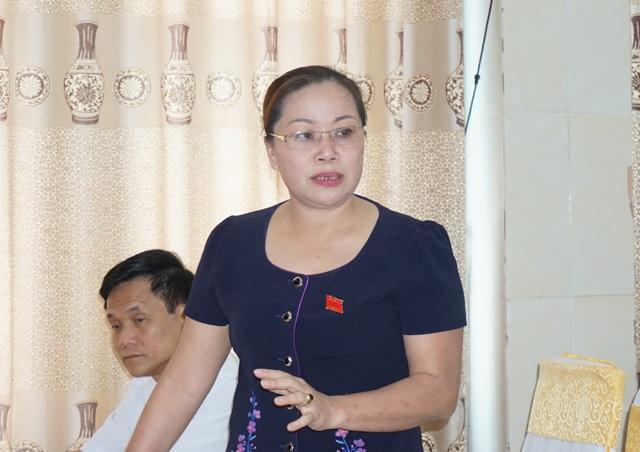 Đại biểu Nguyễn Thị Thu Hường: Vấn đề quá tải bậc mầm non đã được dự báo trước nhưng xử lý rất chậm
