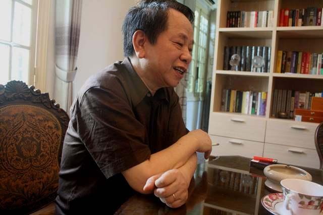Ông Nguyễn Trần Bạt, doanh nhân, chuyên gia tư vấn của InvestConsult Group