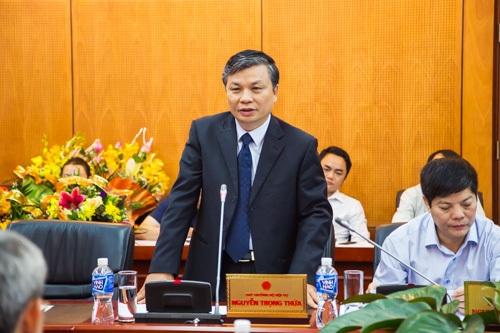 Thứ trưởng Nguyễn Trọng Thừa được chỉ định giữ chức Phó Bí thư Ban cán sự Đảng Bộ Nội vụ.