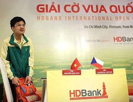 Anh Khôi giành 2 HCV cờ nhanh và cờ chớp U16 thế giới