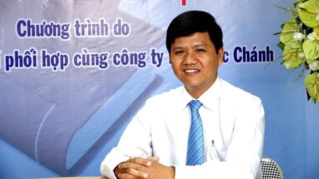 Luật sư Nguyễn Đức Chánh