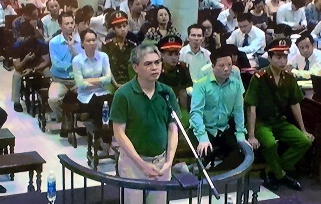 Nguyễn Xuân Sơn khai khoản tiền cám ơn, cựu Kế toán trưởng, đương kim Phó Tổng PVN Ninh Văn Quỳnh, có lúc số tiền lên đến 30 - 40 tỉ đồng.