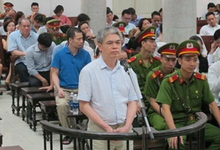 Nguyễn Xuân Sơn kháng cáo kêu oan 2 tội danh.