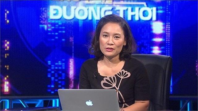 Nhà báo, tiến sĩ Tạ Bích Loan