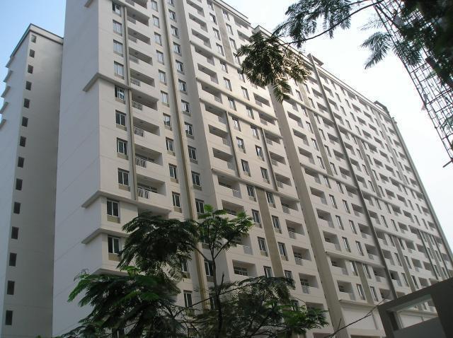 Chỉ số giá nhà tại Hà Nội đã có sự sụt giảm đáng kể trong 5 năm qua.
