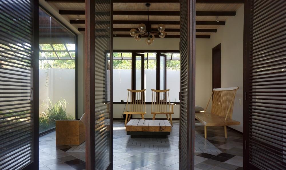Dự án xây dựng nhà lá ở Biên Hòa được các KTS đặt tên là