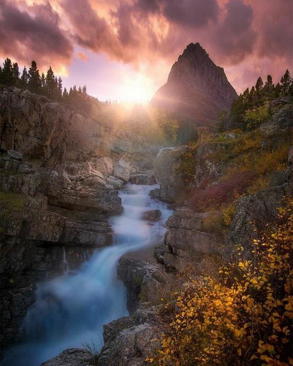 Vườn quốc gia Galcier (bang Monata, Mỹ)