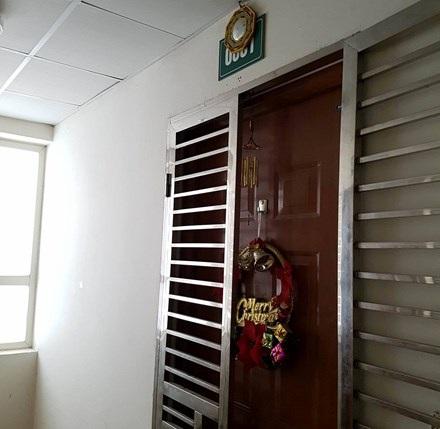 Căn hộ ông Thọ đang sinh sống và đăng ký địa chỉ để đặt mua số cổ phiếu giá trị cả trăm tỷ đồng.