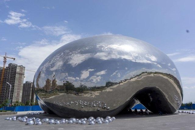 Vẻ đẹp độc đáo của những công trình kiến trúc lấy cảm hứng từ… bong bóng - 3