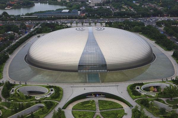 Vẻ đẹp độc đáo của những công trình kiến trúc lấy cảm hứng từ… bong bóng - 5