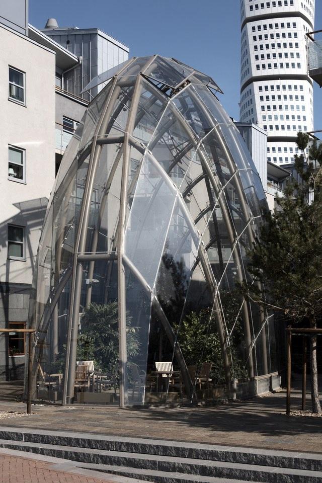 Vẻ đẹp độc đáo của những công trình kiến trúc lấy cảm hứng từ… bong bóng - 6