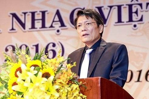 NSND Quang Vinh xác nhận thông tin ông được bổ nhiệm vị trí quyền Cục trưởng Cục Nghệ thuật Biểu diễn.