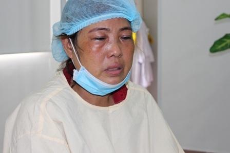 Người mẹ nghèo khốn khổ đang đối mặt với nguy cơ mất cả 2 người con