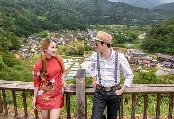 Cặp đôi Việt chi 1 tỷ đồng chụp ảnh cưới ở 4 nước trong... 2 tháng - 9
