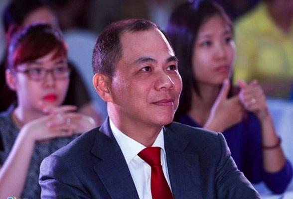 """Ông Phạm Nhật Vượng – Chủ tịch Tập đoàn Vingroup đã được Forbes ví như """"Donald Trump của Việt Nam"""""""