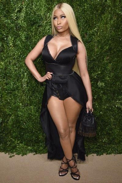 Nicki Minaj đang chuẩn bị ra mắt album thứ 4 trong sự nghiệp