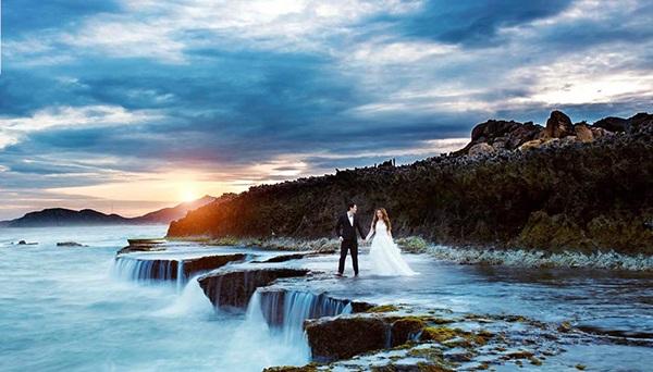 Cặp đôi Việt chi 1 tỷ đồng chụp ảnh cưới ở 4 nước trong... 2 tháng - 11
