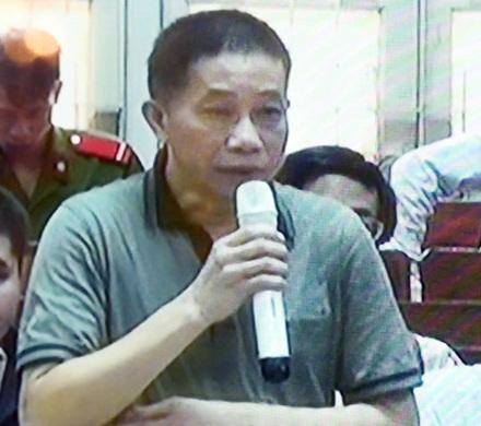 Ninh Văn Quỳnh một lần nữa thừa nhận số tiền 20 tỉ đồng được Nguyễn Xuân Sơn biếu.