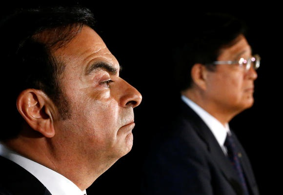 Xe bán tải Nissan sẽ dùng cơ sở gầm bệ Mitsubishi - 4