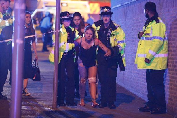 Cảnh sát xác nhận có người thương vong sau vụ nổ. (Ảnh: Mirror)