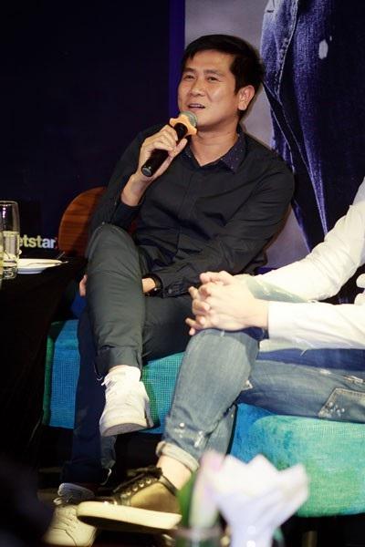 Nhạc sĩ Hồ Hoài Anh làm tổng đạo diễn của đêm nhạc.