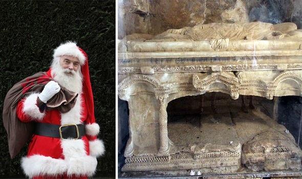 Tìm thấy mộ của ông già Noel? - 1